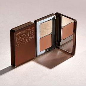 Mini Bronze & Glow Cheek Duo