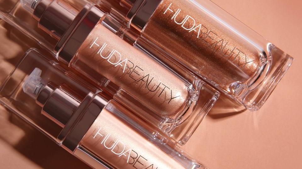Huda Beauty N.Y.M.P.H. en novedades para la preparación de la piel y el cabello en Abril