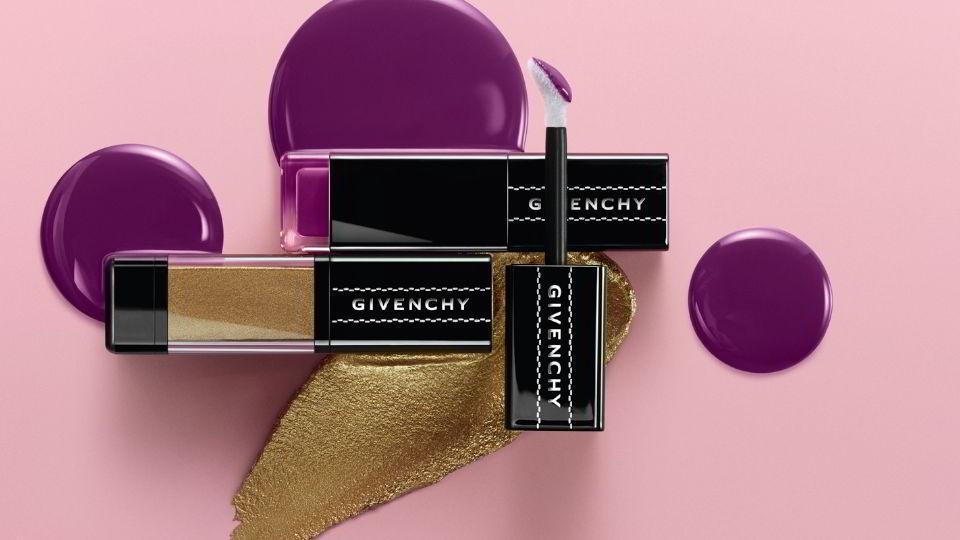 Givenchy New Lipsticks en novedades para labios en Abril