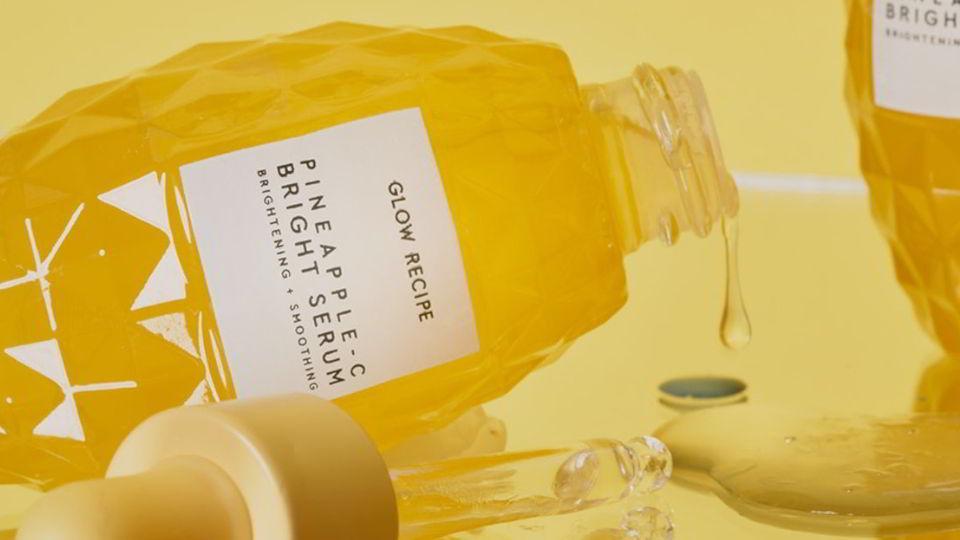 Pineapple – C Bright Serum en novedades para el cuidado de la piel en Abril