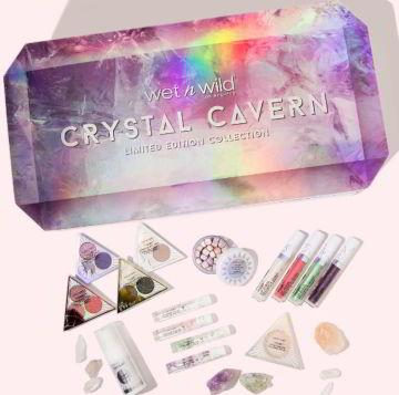 Colección Crystal Cavern de Wet n Wild