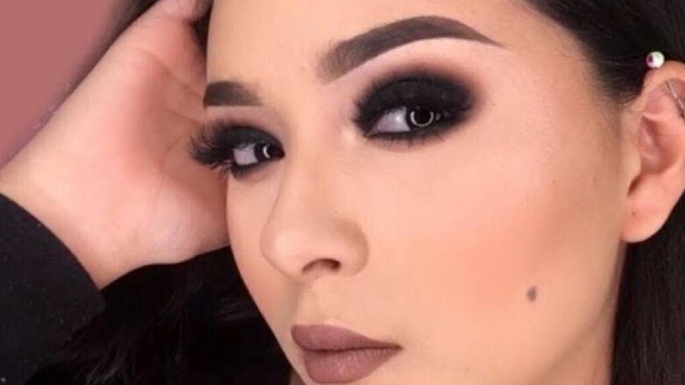 Tutorial De Maquillaje De Ojo Ahumado Negro Belleza Para Todos