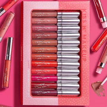 Set kiss N'Makeup de Colourpop