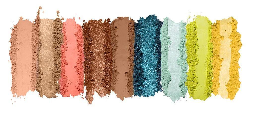 Colores de la paleta Tan Lines