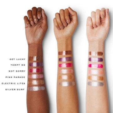 Enamored Dazzling Gloss Lip Lacquer Swatches