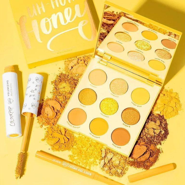 Colourpop Humble bee set