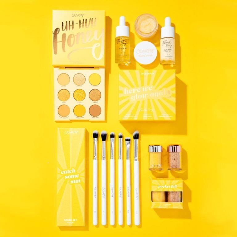 Colourpop colección Full of Sunshine