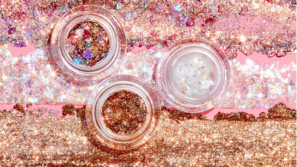 Purpurina cosmetica