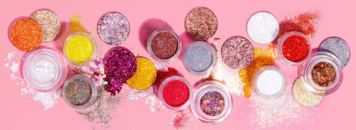Purpurina de Colourpop