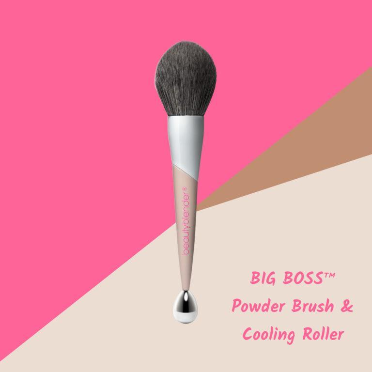 BIG BOSS Powder Brush & Cooling Roller