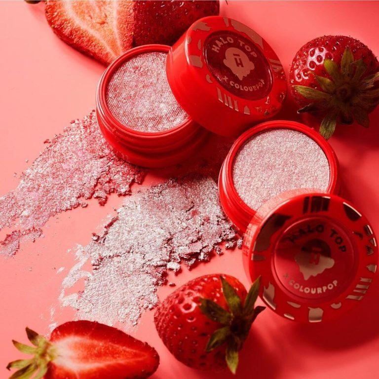 Colourpop Sweet ice cream Strawberry
