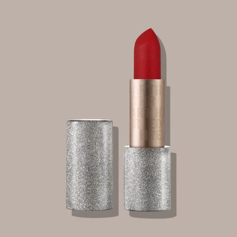 Crystal baby lipstick en tono Red Coral