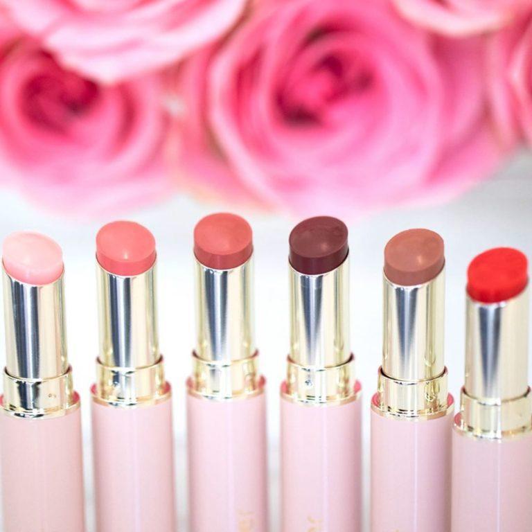 Essential Lip Enhancer Shine Balms de Jouer Cosmetics