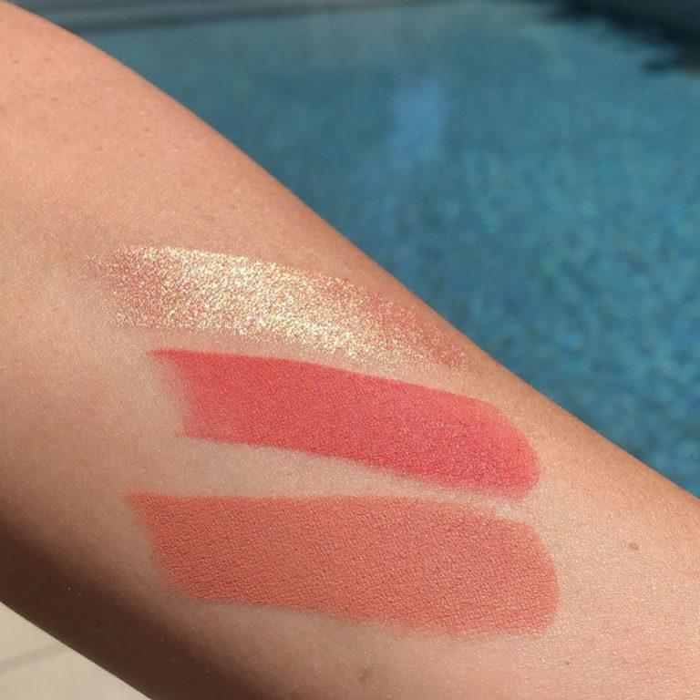 Kylie Cosmetics Under the sea Lipsticks Swatches