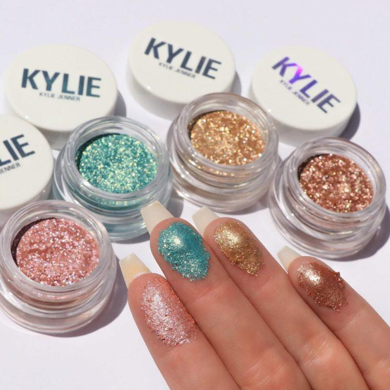 Kylie Cosmetics Under the sea Shimmer Eye Glaze
