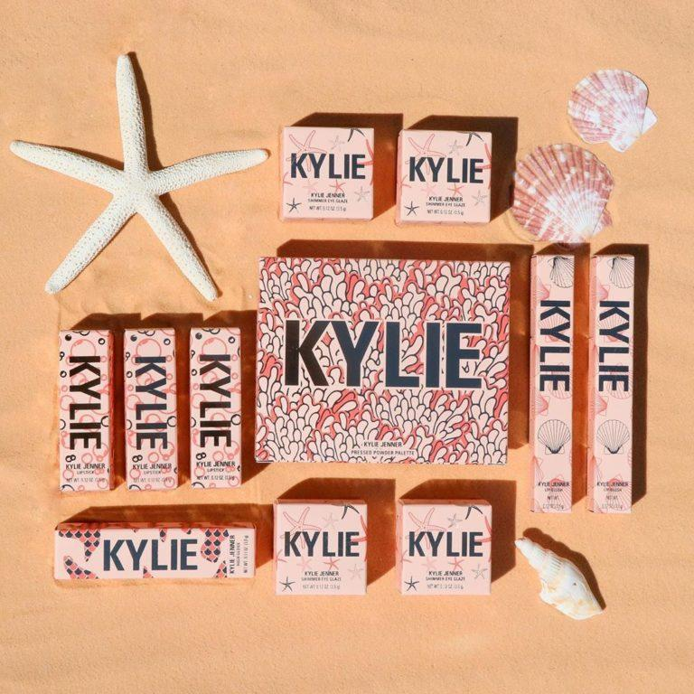 Kylie Cosmetics Under the sea colección completa