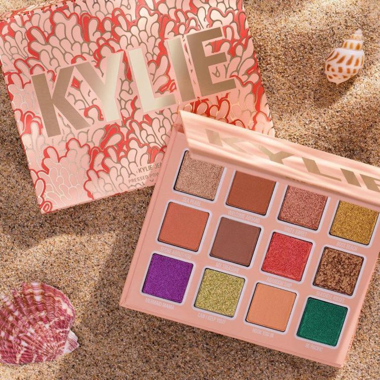 Kylie Cosmetics paleta de sombras Under the sea