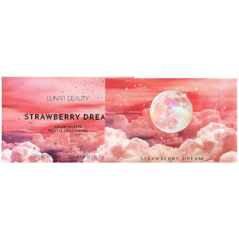 Lunar Beauty Strawberry Dream Collection Cases