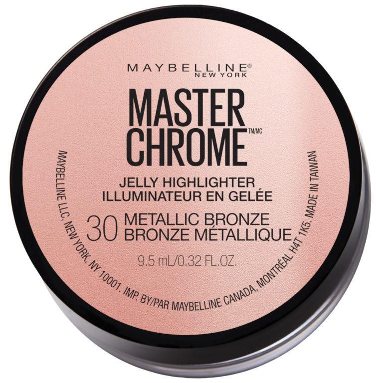 Master Chrome Jelly Highlighter Makeup Bronze 1080