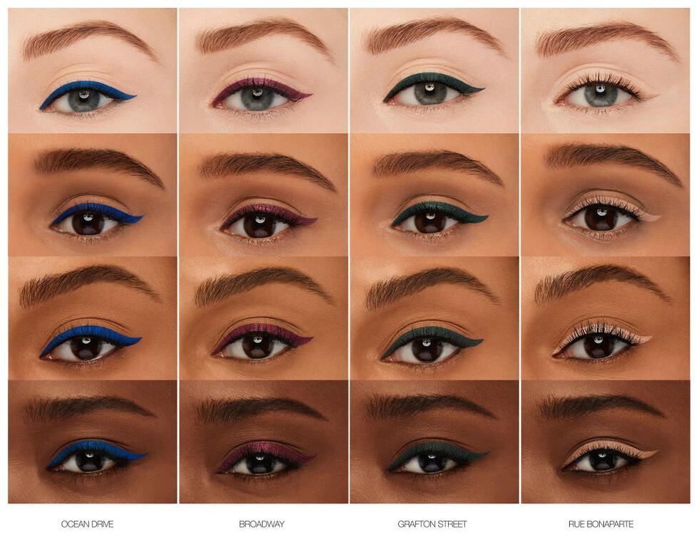 NARS eyeliner en ojos con nombre Blog 3