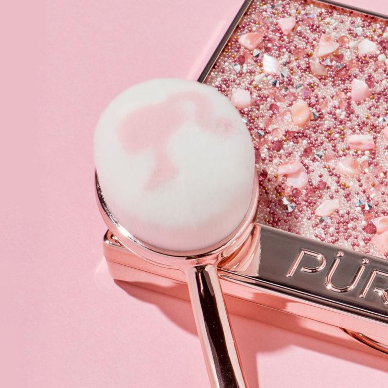 PÜR X BARBIE™ Forever Flawless Signature Complexion Brush