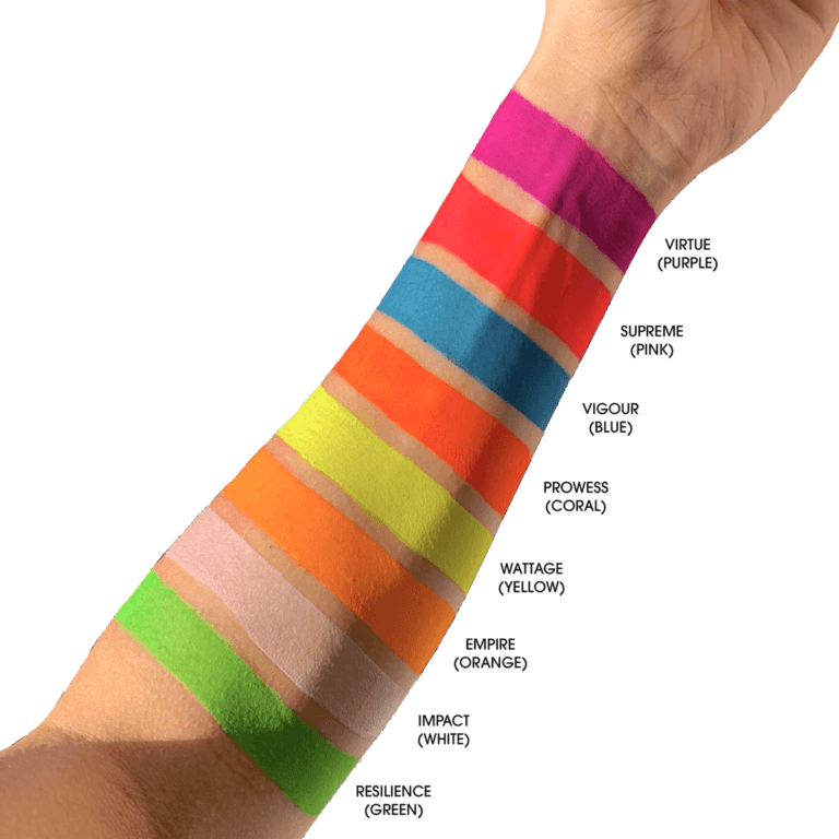 POWER PAINT Swatches 2