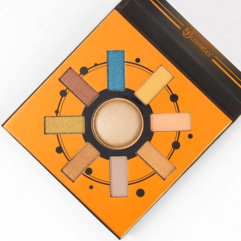 Paleta Mini Zodiac Leo de BH Cosmetics arriba