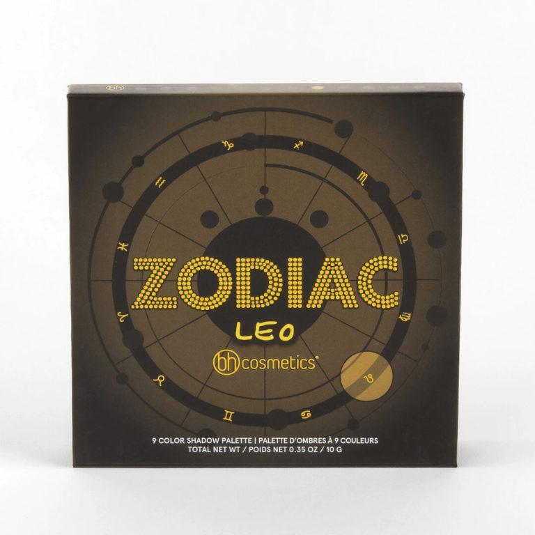 Paleta Mini Zodiac Leo de BH Cosmetics tapa