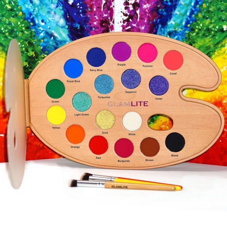 Paleta Paint de Glam Lite