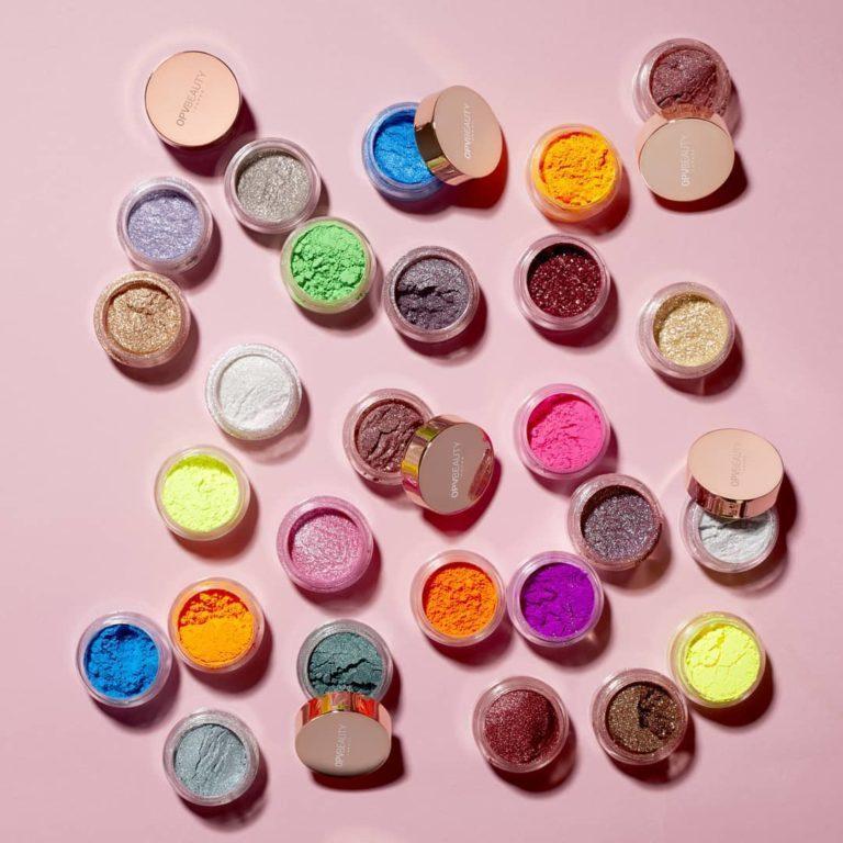 Pigmento de sombra suelto de OPV Beauty