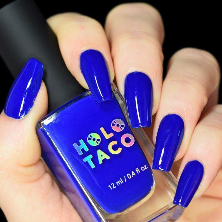 Pintauñas Royal tea blue