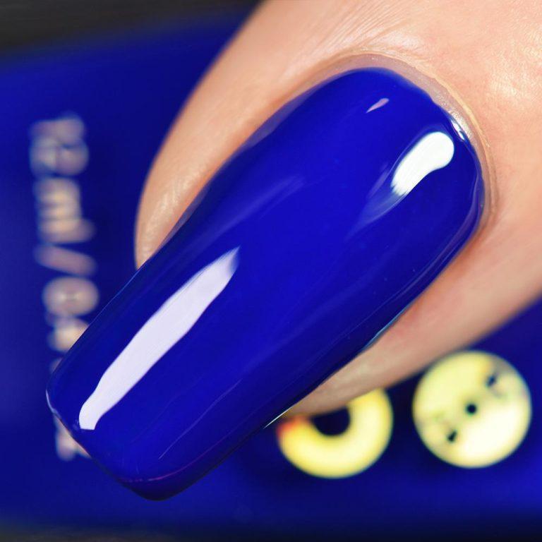 Pintauñas Royal tea blue swatch