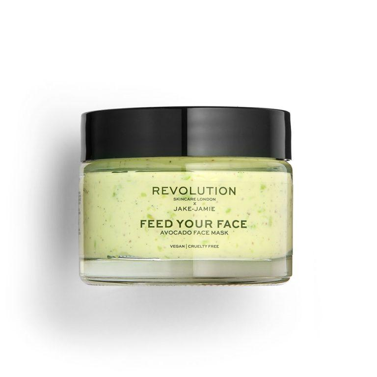 Revolution x Jake Jamie Avocado Face Mask Jar