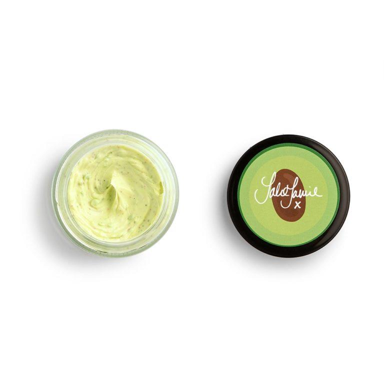 Revolution x Jake Jamie Avocado Face Mask Open
