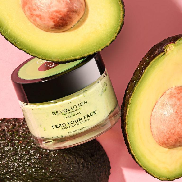 Revolution x Jake Jamie Avocado Face Mask Promo