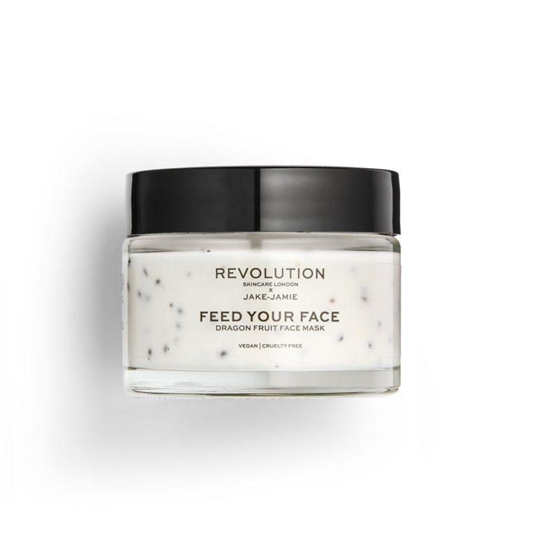 Revolution x Jake Jamie Dragon Fruit Face Mask Jar