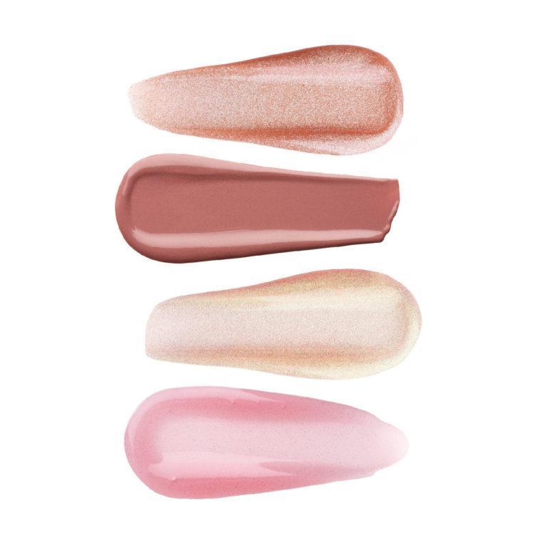 Set de labiales Kylie Swatches
