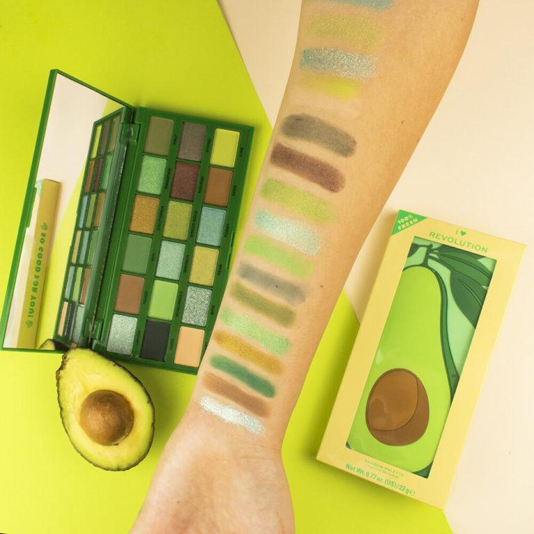Swatches Aguacate