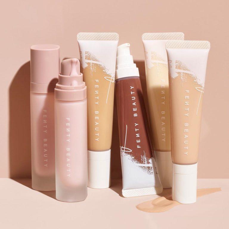 Base de maquillaje hidratante y prebase Pro Filt'r de Fenty Beauty
