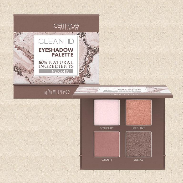 Catrice Cosmetics CLEAN ID Eyeshadow Palette