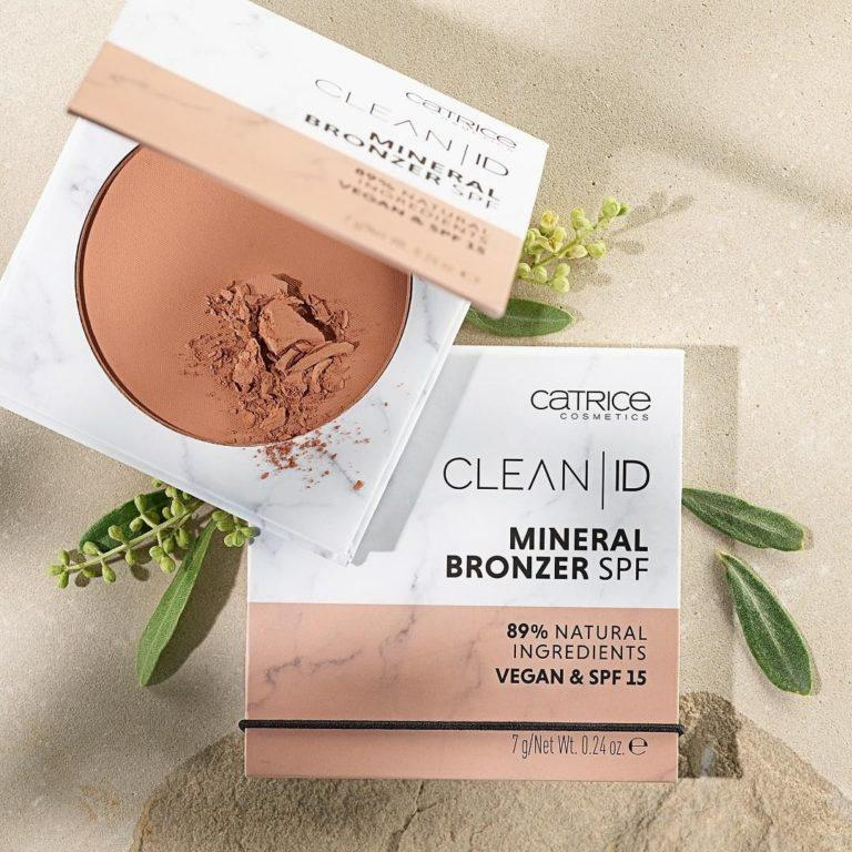 Catrice Cosmetics CLEAN ID Mineral Bronzer