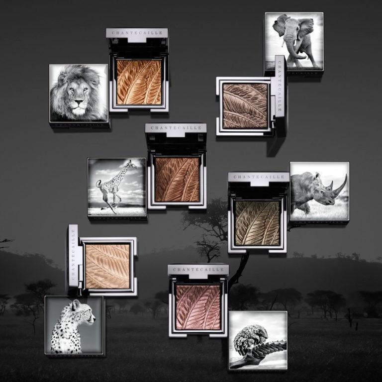 Nueva colección de otoño de Chantecaille Luminescent Eye Shades Promo