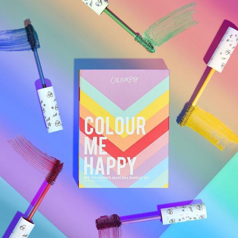 Colourpop Colour Me Happy BFF Mascara Bundle