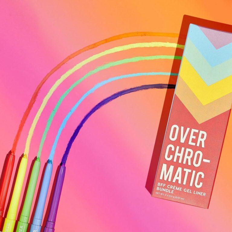 Colourpop Over Chromatic BFF Crème Gel Liner Bundle (2)