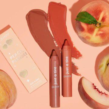 Colourpop Peach, Please! Lip Tint Duo