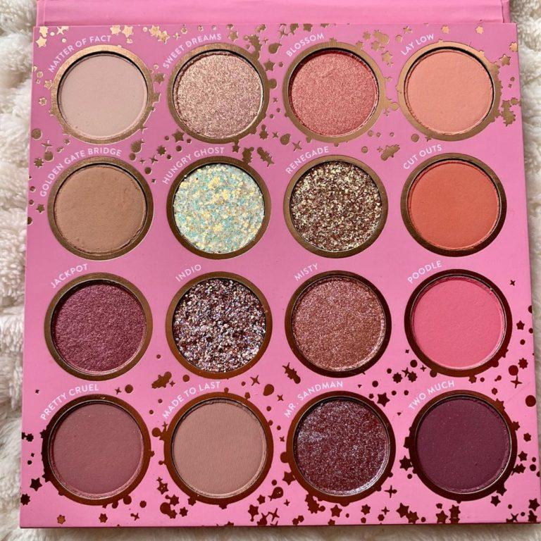 Colourpop The Truly Madly Deeply Eyeshadow Palette Closer