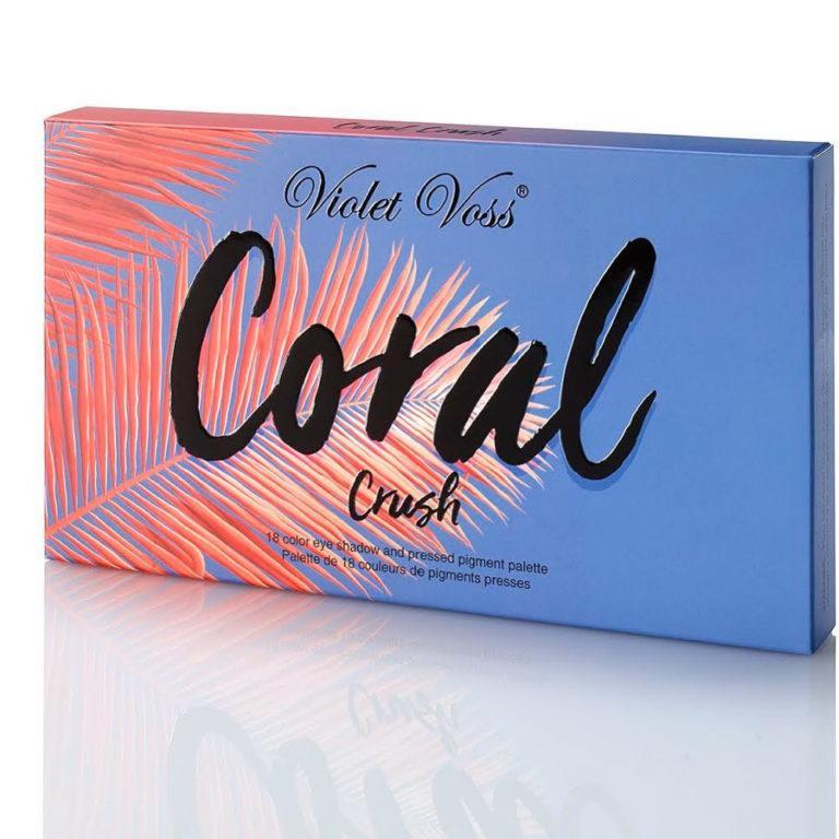 Coral palette from Violet Voss Cover