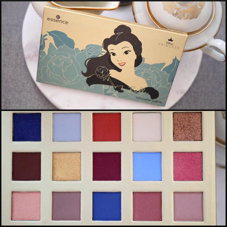 Essence Disney Collection Belle Eyeshadow Palette