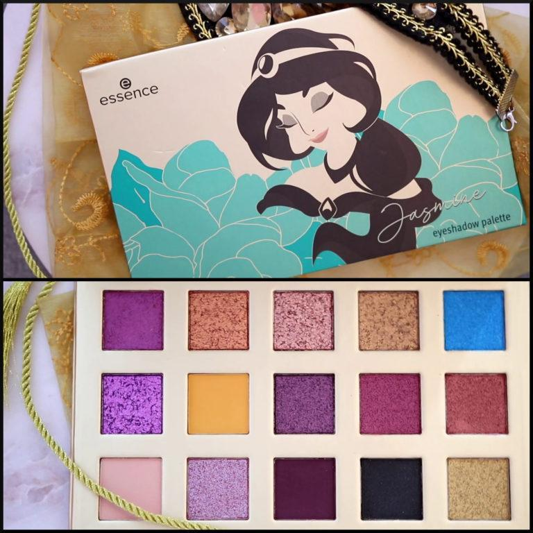 Essence Disney Collection Jasmine Eyeshadow Palette