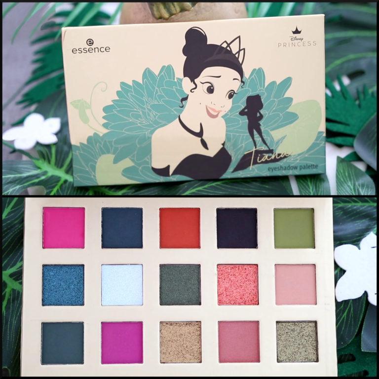 Essence Disney Collection Tiana Eyeshadow Palette
